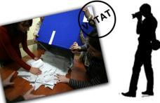Numărarea voturilor va fi filmată. MAI vrea să elimine suspiciunile privind eventuale fraude electorale, la alegerile parlamentare!