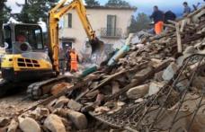 Atenţionare de călătorie în Italia: Drumuri naţionale, blocate din cauza cutremurelor