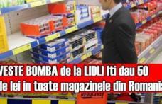 Veste bombă de la LIDL! Îţi dau 50 de lei în toate magazinele