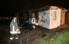 Un imigrant, probabil cetăţean român, decedat într-un incendiu în Roma