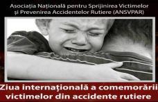 Ziua Internațională a comemorării victimelor din accidentele rutiere