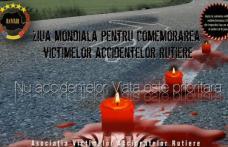 Ziua Internațională a Comemorării Victimelor din Accidente Rutiere
