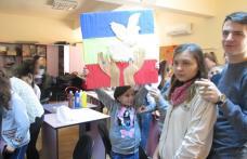 """""""PACEA – UN IDEAL UNIVERSAL"""" activitate desfășurată la Liceul Tehnologic Special """"Ion Pillat"""" Dorohoi - FOTO"""