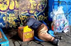 Un om al străzii a moştenit o avere fabuloasă de la fratele său