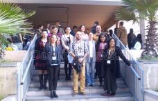 """Elevi ai Colegiului Național """"Grigore Ghica"""" Dorohoi în vizită transnațională - FOTO"""