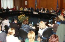 Dezbatere publică, la prefectură, pentru modernizarea penitenciarului - FOTO