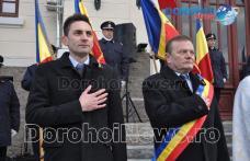 """Dorin Alexandrescu: """"La mulți ani tuturor dorohoienilor și Dumnezeu să binecuvânteze România!"""" – VIDEO/FOTO"""