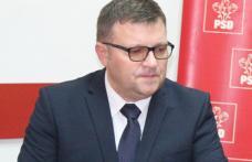 """Marius Budăi, candidat PSD: """"Una din primele măsuri pe care le vom lua dacă revenim la guvernare va fi creşterea salariului minim la 1.450 lei în 2017"""