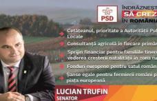 Programul PSD pentru agricultură: +3.290 miliarde în Buget pe 2017