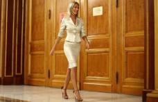 O botoșăneancă, votată în unanimitate președinte interimar al PNL