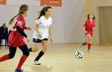 """""""Cupa Zăpezii"""" la fotbal feminin, organizată la Dorohoi"""