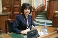 Doina Federovici, prima femeie chestor, aleasă în conducerea Biroului Permanent al Senatului României
