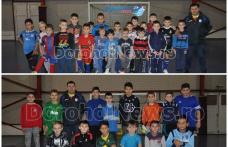 """Echipele de fotbal """"Viitorul Dorohoi"""" își continuă pregătirea și în perioada sezonului rece - FOTO"""