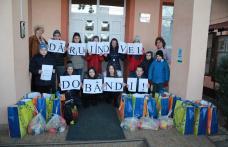 """""""DĂRUIND VEI DOBÂNDI!"""" activitate de voluntariat la Şcoala Gimnazială """"Dimitrie Pompeiu"""" Broscăuţi – FOTO"""