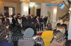 Primăria municipiului Dorohoi a revenit oficial în vechiul sediu reabilitat – VIDEO/FOTO