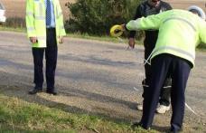 Minor accidentat în urma traversării prin loc nepermis
