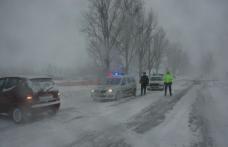 Starea drumurilor din judeţul Botoşani la ora 17.00! Vezi câte drumuri sunt închise!