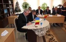 Relațiile transfrontaliere Botoșani (România) – Drochia (Republica Moldova) într-o nouă etapă de dezvoltare - FOTO