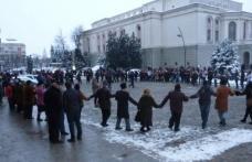 Prefectul Dan Nechifor îi invită pe botoşăneni să intre în Hora Unirii în ziua de 24 Ianuarie