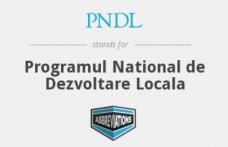 """Costel Lupașcu: """"Programul naţional de dezvoltare locală, extins cu 9500 de obiective de investiţii, majoritatea în domeniul sănătății și educaţiei"""""""