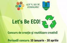 """""""Let's Do It, Romania!"""" și Garda Națională de Mediu lansează concursul """"Let's Be ECO!"""""""