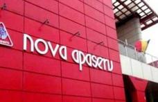 Program special pe 24 ianuarie, la casieriile Nova Apaserv