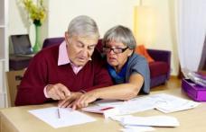 Cresc din nou pensiile. Din 1 martie, peste 1 milion de români primesc 120 lei în plus