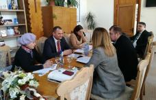 Delegație din Republica Moldova, în vizită la CJ Botoșani - FOTO