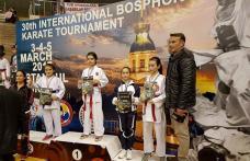 Medalii pentru karatiştii de la Pamphil Center, la Turneul Internațional Bosfor - FOTO