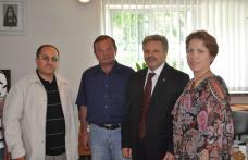 Vizită a delegaţiei turce în cadrul unui Proiectului Regio