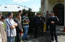 Cinci zile de cursuri de pregătire cu specialiștii de la ISU Botoșani - VIDEO