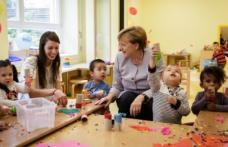 Germania taie alocaţiile pentru copiii românilor