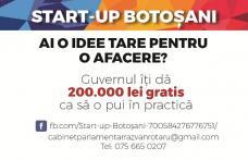"""Răzvan Rotaru: """"Am deschis Start-up Botoșani, prima pagină de facebook pentru comunicarea directă cu tinerii antreprenori"""""""