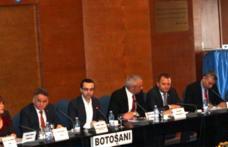 Ministrul Gabriel Petrea și-a arătat întreaga deschidere către dialog, la Botoșani