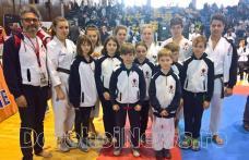 Șase medalii obținute la Campionatul Național WUKF de Karateka de la Clubul Black Tiger - FOTO