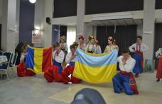 Sărbătoare ucraineană cu participarea prefectului Dan Nechifor - FOTO