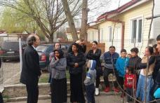 DAS Dorohoi: Campanie de informare şi educaţie sanitară în cartierul Drochia - FOTO