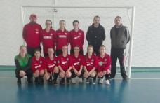 Premieră în fotbalul feminin dorohoian