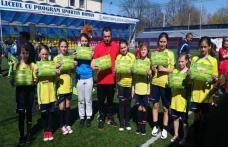 "Liceul ""Al. Vlahutǎ"" Șendriceni – Calificat la etapa Naţionalǎ Cupa Tymbark Junior - FOTO"
