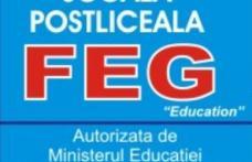 """Studenții de la """"FEG Education"""" fac practică la Spitalul Municipal din Dorohoi"""