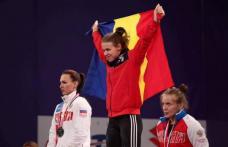 Ibăneșteanca de aur: Loredana Toma, performanță extraordinară la Europenele de haltere