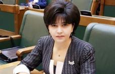 """Doina Federovici: """"Legea salarizării unitare va conduce la creșterea calității serviciilor pentru cetățeni"""""""