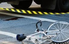 Accident ușor din cauza neatenției