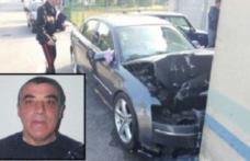 Tragedie într-o familie de români din Italia – Accident auto soldat cu un mort şi patru răniţi