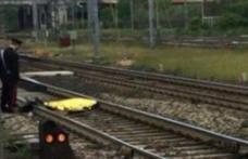 Tragedie in Italia! O româncă de 16 ani a murit sub roțile unui tren, după o ceartă cu iubitul