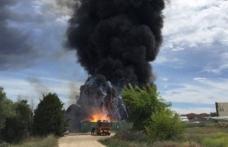 Explozii la o uzină chimică din Spania. O româncă a fost rănită!
