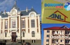 Primăria Dorohoi: Anunț de interes public pentru tinerii titulari de cereri pentru locuințe ANL. Vezi detalii!