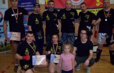 Premii importante obținute de echipa de kickboxing a clubului Black Tiger la Cupa României Budokai - FOTO