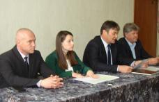 Cristina Anton este oficial noul director al Casei de Pensii Botoșani. Prefectul Dan Șlincu, prezent la eveniment