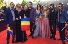 România se califică în finala Eurovision 2017. Iată prestația Ilincăi și a lui Alex - VIDEO